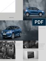 Baleno Accessories Brochure