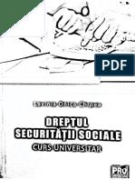 Dreptul Securității Sociale