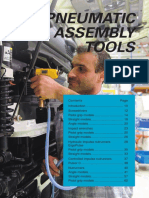 Pneumatic Assembly Tools