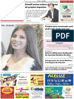 Jornal União - Edição de 11/05 a 17/Maio de 2016