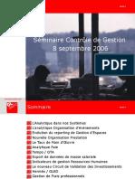 BOOK Séminaire CdG 08092006 V2