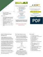 Professional Project Management (3)