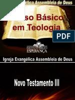3ª Lição (Epístolas de - João e Judas)