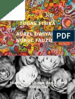 Hubungan usaha dan energi potensial - Nurul Fauziah dan Aurel Dwiyana.pptx