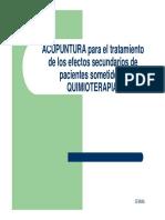 Tratamiento Efectos Colaterales Quimioterapia