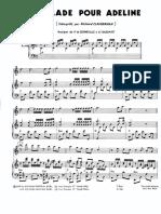 Ballade Pour Adeline - Balada Para Adelina Version Original - Clayderman[1]