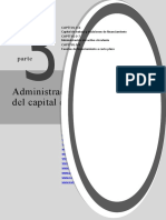 Capítulo 6 Capital de Trabajo y Decisiones de Financiamiento