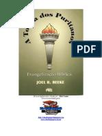 A tocha dos Puritanos - Evangelização Bíblica - Joel R. Beeke.doc