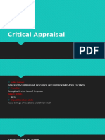 Critical Appraisal Obsesiv Compulsive-2