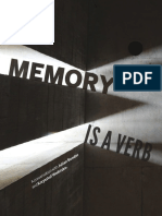 memory is a verb (collective memory).pdf