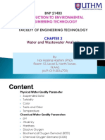 CHAPTER 2-Water and Wastewater Analysis (Part 1)