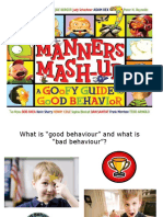 Manners and Behaviour
