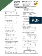 Sistema de Ecuaciones...