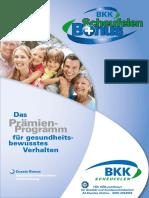 Info BKK Scheufelen Bonus