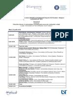 Conferinţa Diaspora În Cercetarea Ştiinţifică Şi Învăţământul Superior Din România