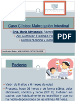 Caso Clínico Malrrotación Intestinal - M.Almonacid