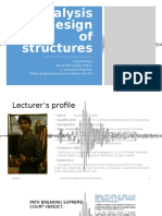 Seismic Analysis and Design of Structures