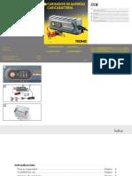 Tronic Tx4 Cargador Baterias