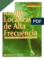 Pizarro- Riego Localizados de Alta Frecuencia