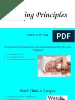 guiding principles slide show - lahkya armstrong