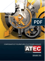 Catalogue ATEC 2016