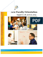 2nd revised new faculty orientation complete numbered