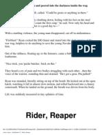 Rider, Reaper: Death Lands Series Book #22