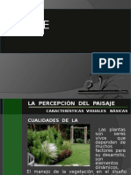 2.- Caracteristicas Del Paisaje
