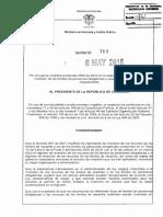 Decreto 765 Del 06 de Mayo de 2016_minhacienda