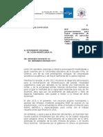 Berger solicitó a Intendente Regional comprometer recursos para mejoramiento de Escuela Chile