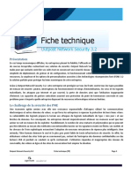 Agnitum ONS3.2 Datasheet Fr