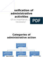 JAD3660 Classification of Administrative Action (1)
