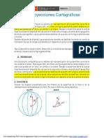 Geodesia Proyecciones U2 Kil