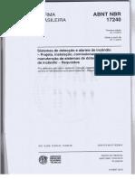 NBR 17240 - 2010 - Sistema de detecção e alarme de incedio - Projeto, instalação, comissionamento e mantenção - Requisitos.pdf