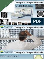 Aula 1.INTRODU+ç+âO , hist+¦ria e evolu+º+úo dos aparelhos de tomografia Computadorizada