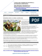SIGLO21. Denuncian Maltrato Animal en Granja Experimental Usac. 26 Agosto 2012