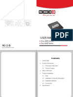 380ahd Ahde User Manual