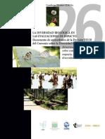 CDB Diversidad Biológica en Evaluaciones de Impacto