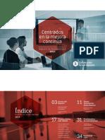 Reporte de Sostenibilidad 2014 GRUPO ROMERO