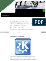 Elcomandodelgeek Wordpress Com 2014-12-25 Instalar Distintos