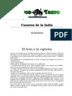Anonimo - Cuentos De La India.doc