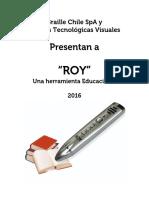Lapiz Parlante Roy Educativo