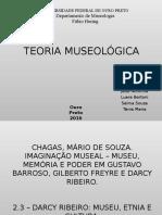 Darcy Ribeiro - teoria museológica