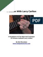 Larry Carlton Lesson