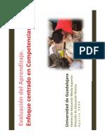 Taller Evaluación de Aprendezaje Enfoque Centrado en Competencias