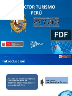 Sector Turismo Ppt