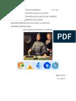 Los Sólidos Platónicos y La Mística