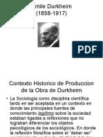 Durkheim Division Del Trabajo