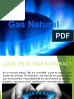 Presentacion Del Gas Natural .