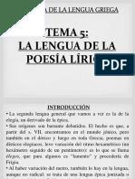 HISTORIA+DE+LA+LENGUA+GRIEGA+-TEMA+5